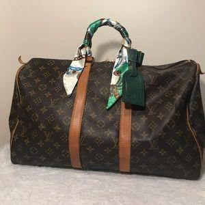 🌼Monogram Keepall 45🌼 (travel bag)